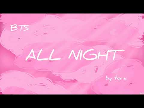 Bts - all night (rus cover by tora)
