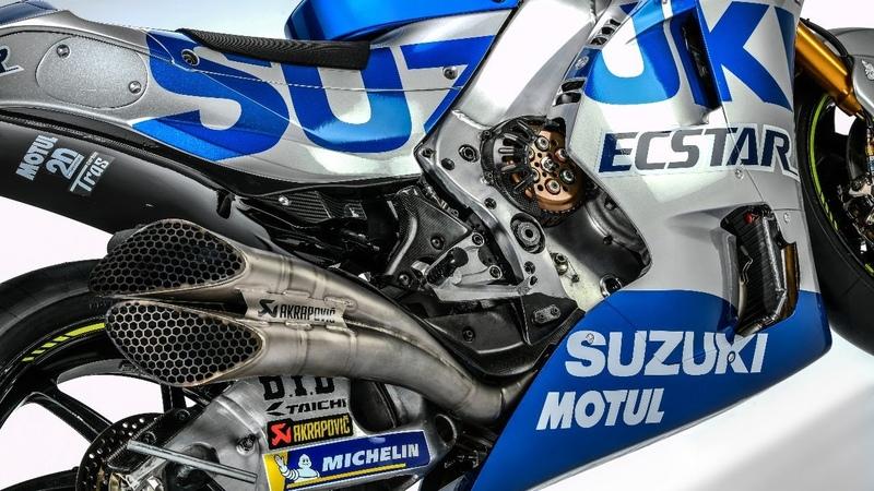Watch the 2020 Team Suzuki Ecstar launch from Sepang