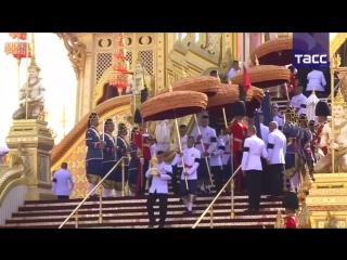 Как Таиланд простился с королем