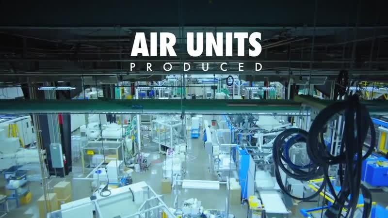 Фабрика Nike Air Max в Орегоне