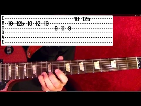 The Day That Never Comes Intro - METALLICA - Guitar Lesson - Beginners
