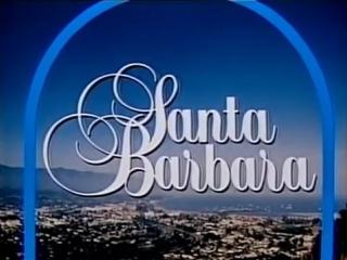 Заставка сериала «Санта-Барбара»