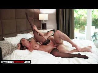 Cherie Deville [All Sex, Hardcore, Blowjob, MILF, Stocking, Big Tits]