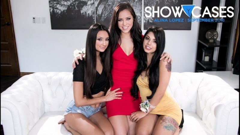 Gina Valentina, Alina Lopez, Eliza Ibarra Porn Mir, ПОРНО ВК, new Porn vk, HD 1080, Hardcore, Latina,