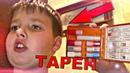 Школьник проглотил Тарен в школе и очень об этом пожалел Школьные пакости 25 РОСТЯН