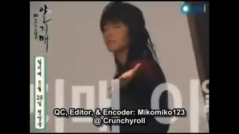 2008 - Lee Jun Ki Iljimae Photoshoot [ENG SUB]