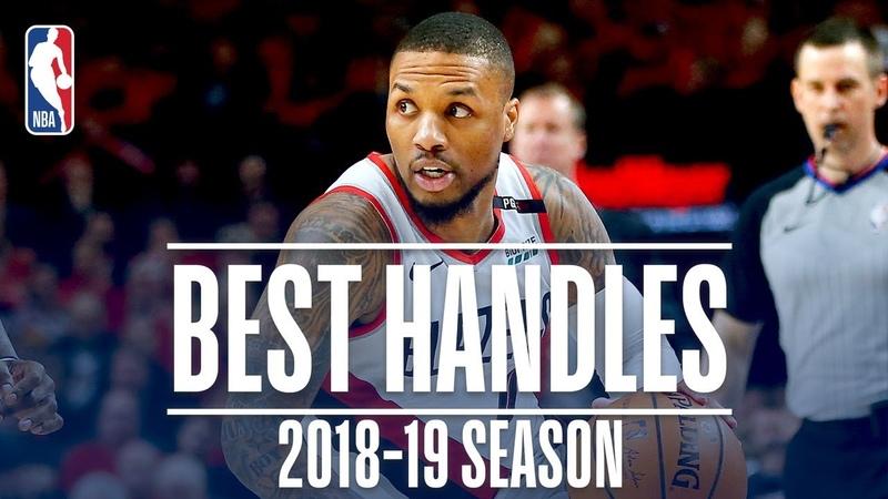 Damian Lillard's Best Handles | 2018-19 NBA Season | NBAHandlesWeek NBANews NBA