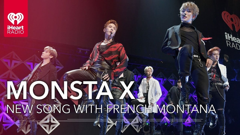 [YT][18.06.2019] iHeartRadio: MONSTA X Drop New Song With French Montana   Fast Facts
