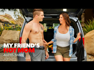 [NaughtyAmerica] Alexis Fawx - My Friends Hot Mom NewPorn2019