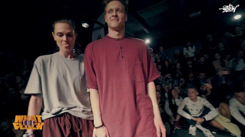 Irina S.N.CH. Damen vs Ben Wichert Miracle | 14 Hip Hop 2X2 WHAT THE FLOCK 6