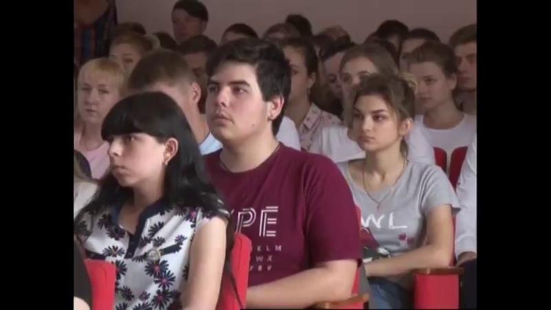 В луганском вузе презентовали проект «Лидеры Луганщины»
