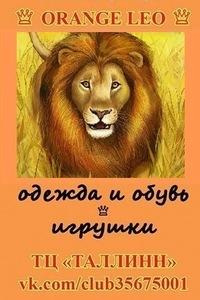 Orange Leo