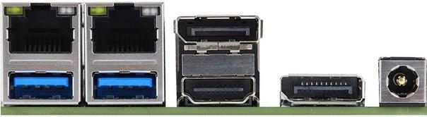 Миниатюрная плата ASRock NUC-8365U оснащена чипом Intel