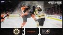 Третье поражение  #Flyers #NHL #Bruins