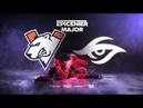 Virtus.pro vs Team Secret, EPICENTER Major, bo3, game 3 Smile Eiritel