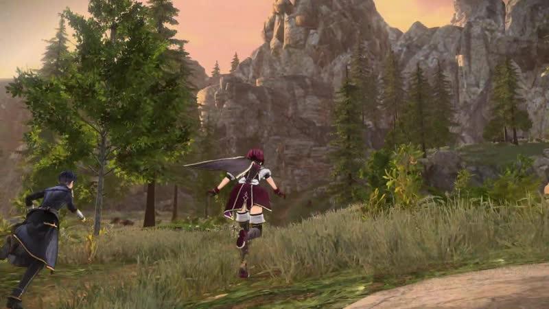 Sword Art Online Alicization Lycoris Medina Field Gameplay