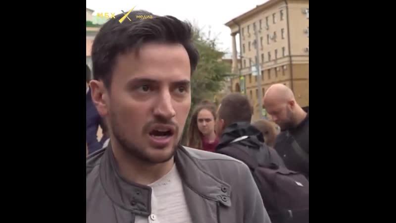 Незарегистрированный кандидат в Мосгордуму Александр Соловьев — про умное голосование
