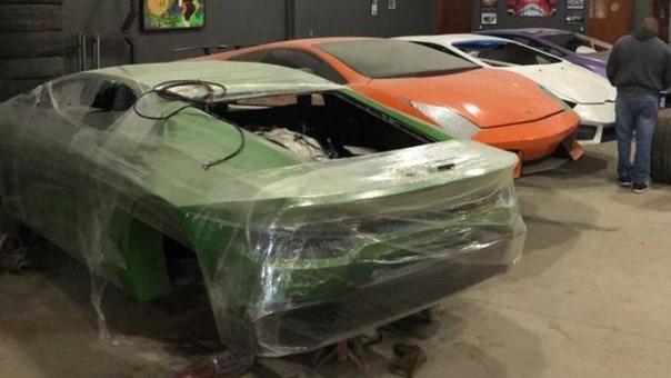 Обнаружена фабрика поддельных Ferrari и Lamborghini Полиция бразильского города Итажаи закрыла фабрику, где производились реплики люксовых итальянских автомобилей Ferrari и Lamborghini. Как