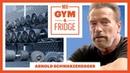 Arnold Schwarzenegger Shows His Gym Fridge | Gym Fridge | Men's Health