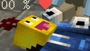 Мой первый клип в Minecraft (грусная но интересная)