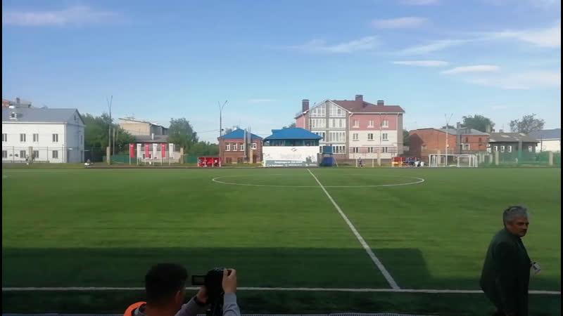 Спартак Богородск - Шахтёр Арзамас 1 Тайм