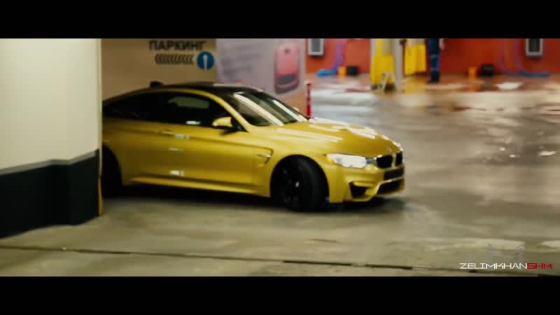 Stromae - Alors On Danse (Dubdogz Remix) Gold M4 Drifting