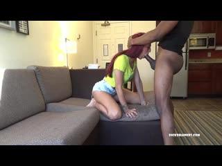 Stefania Mafra - Gets Manhandled, Abused  Facially De