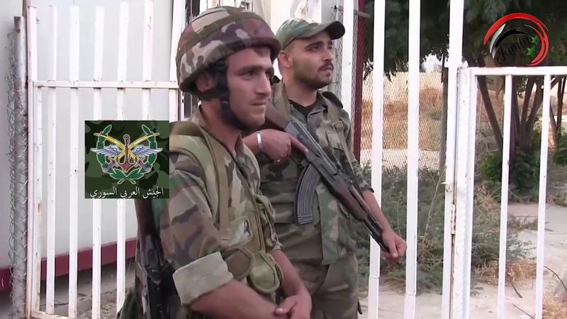 مدينة عين العرب أول نقطة حدودية مع تركيا ين