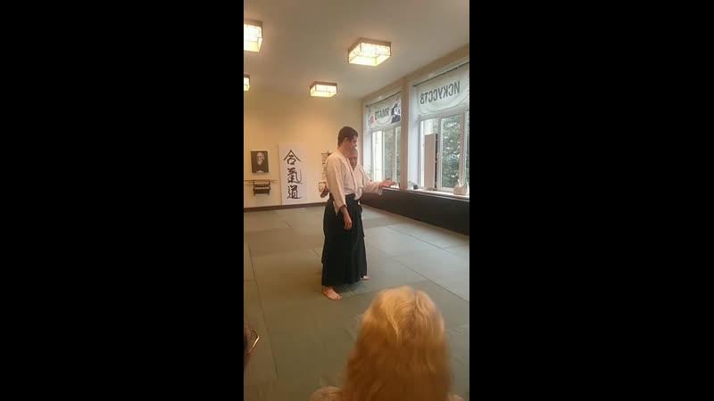 Праздник айкидо и японской культуры. Эко-Лофт, Кима 6