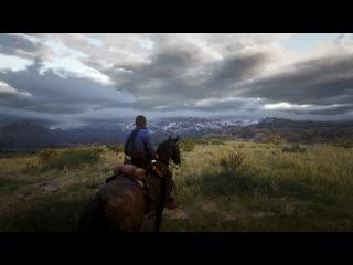 Red Dead Redemption 2 - DXR