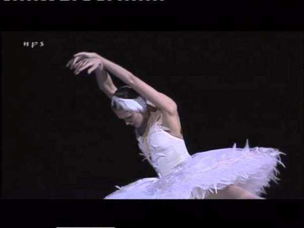 Умирающий лебедь Ульяна Лопаткина / Dying Swan Uliana Lopatkina