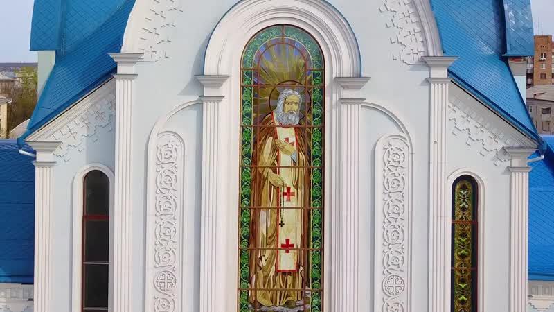 Дети рассказывают о Святых покровителях. Луганск 12.06.2019. Храм Умиления