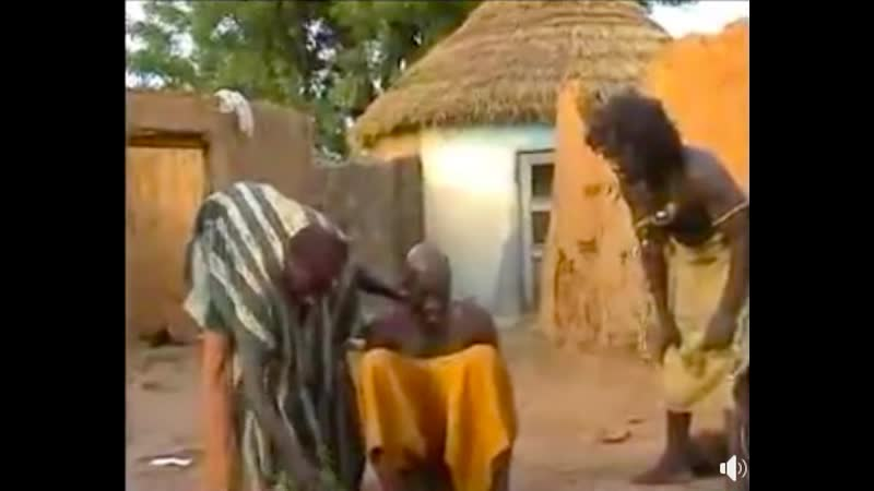 Лечение головной боли в африке
