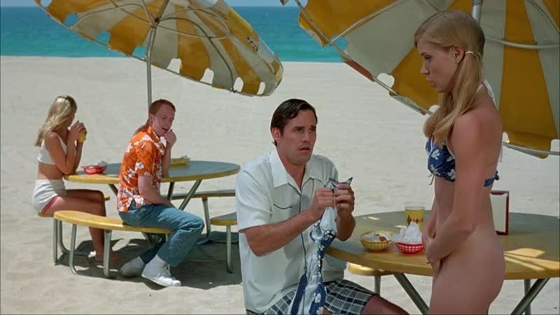 Эми Адамс Amy Adams голая в фильме Пляжный психоз Psycho Beach Party 2000 Роберт Ли Кинг HD 1080p