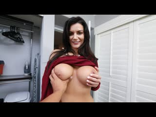 Becky Bandini - Stepmom Lingerie Lust (MILF, Big Tits, Blowjob, Brunette, Hardcore, All Sex)