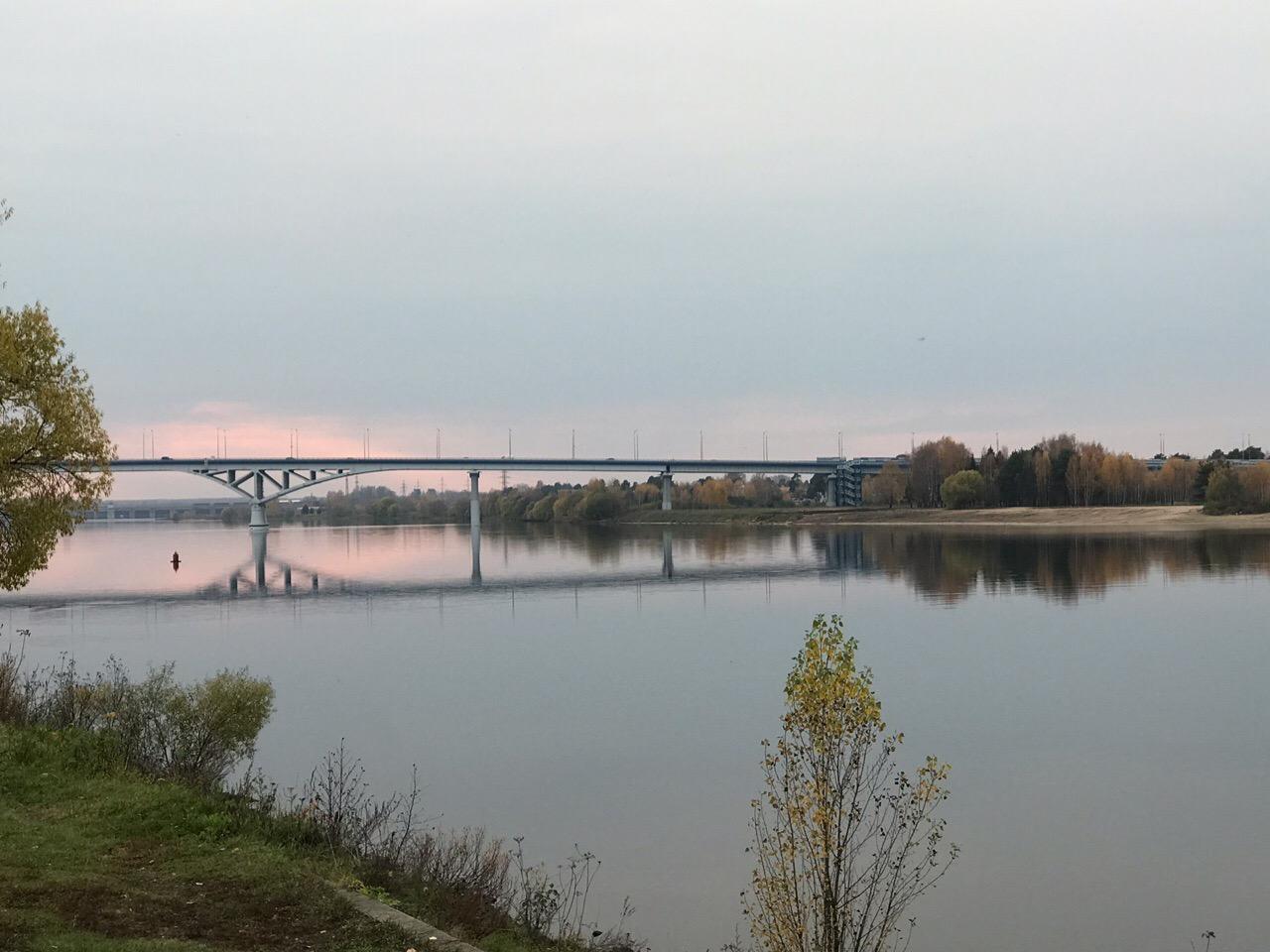 Волга, 17.10.2019