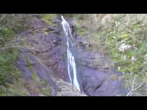 Путешествия по Грузии осенний Кавказ промо ролик