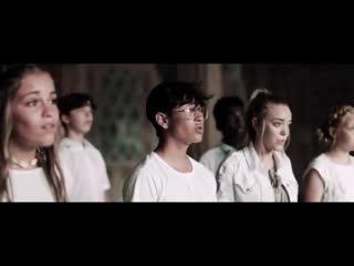 Детский хор сделал кавер песни Linkin Park - One More Light
