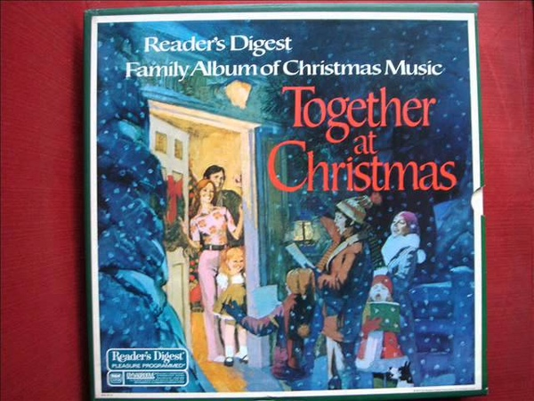 Reader's Digest Family Album of Christmas Music Together at Christmas ( Record 4, A B)