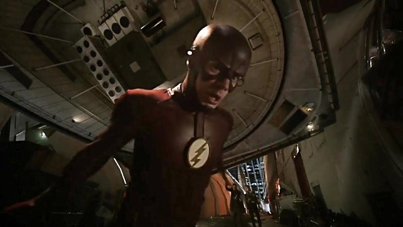 Flash do Futuro salva o Flash DUBLAGEM EXCLUSIVA DA NETFLIX PT BR HD