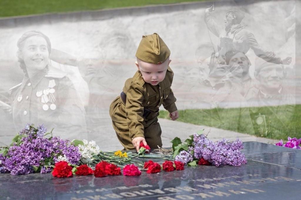 Смешные авторские, открытка ветеран и солдат