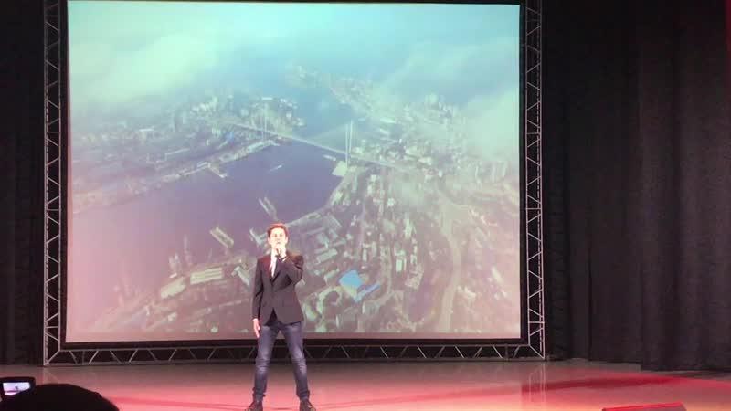 Дмитрий Калугин Китайский концерт В город где будешь ты Хозяин морей 2019