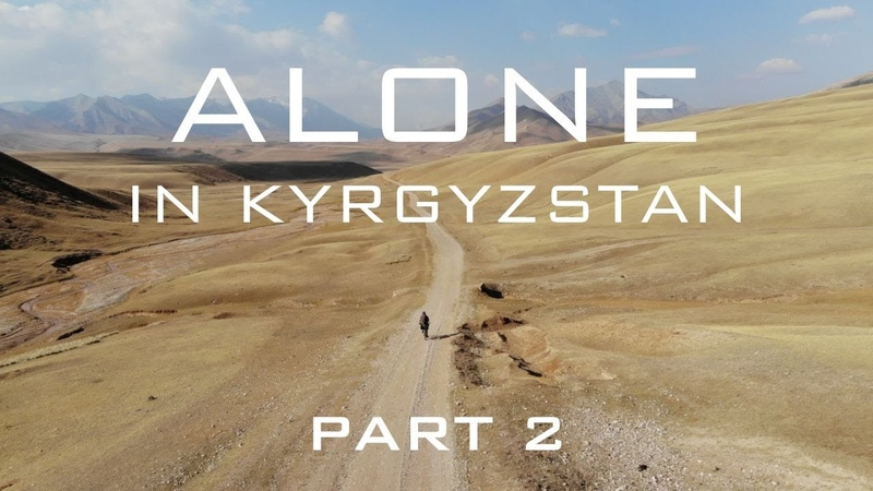 Winter Bikepacking - ALONE IN KYRGYZSTAN film (Part 23)
