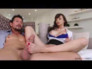 Lexi Luna - Feet Therapy - All Sex MILF Big Tits Foot Fetish Footjob Blowjob Reverse Cowgirl, Porn