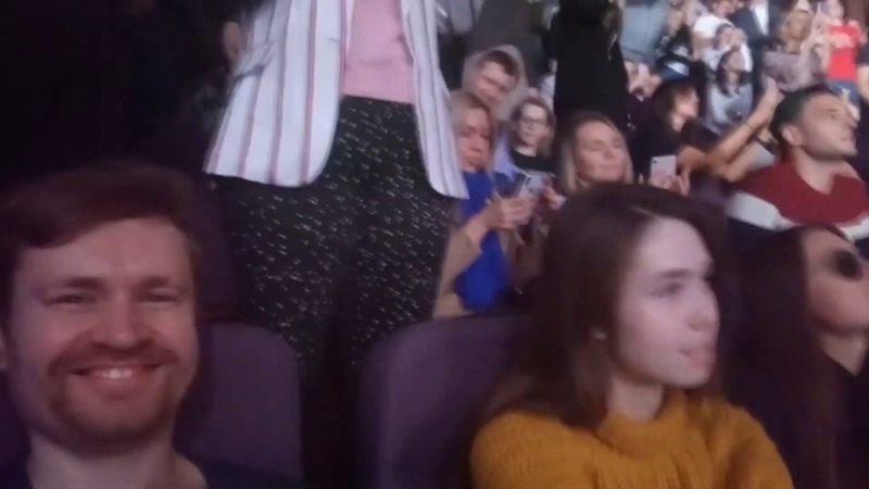 💏🎥 Lovers watching the 🦆🍷 Goose Crystal Movie [ Professor's 👨🎨 Film ]