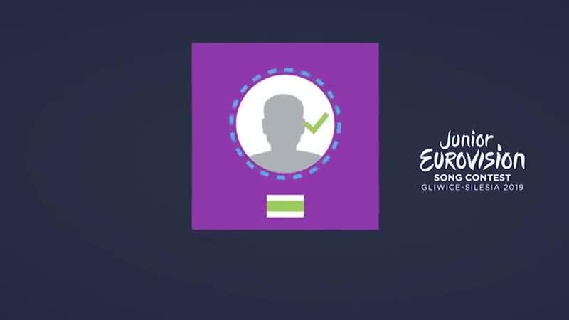 Детское Евровидение. Инструкция по голосованию