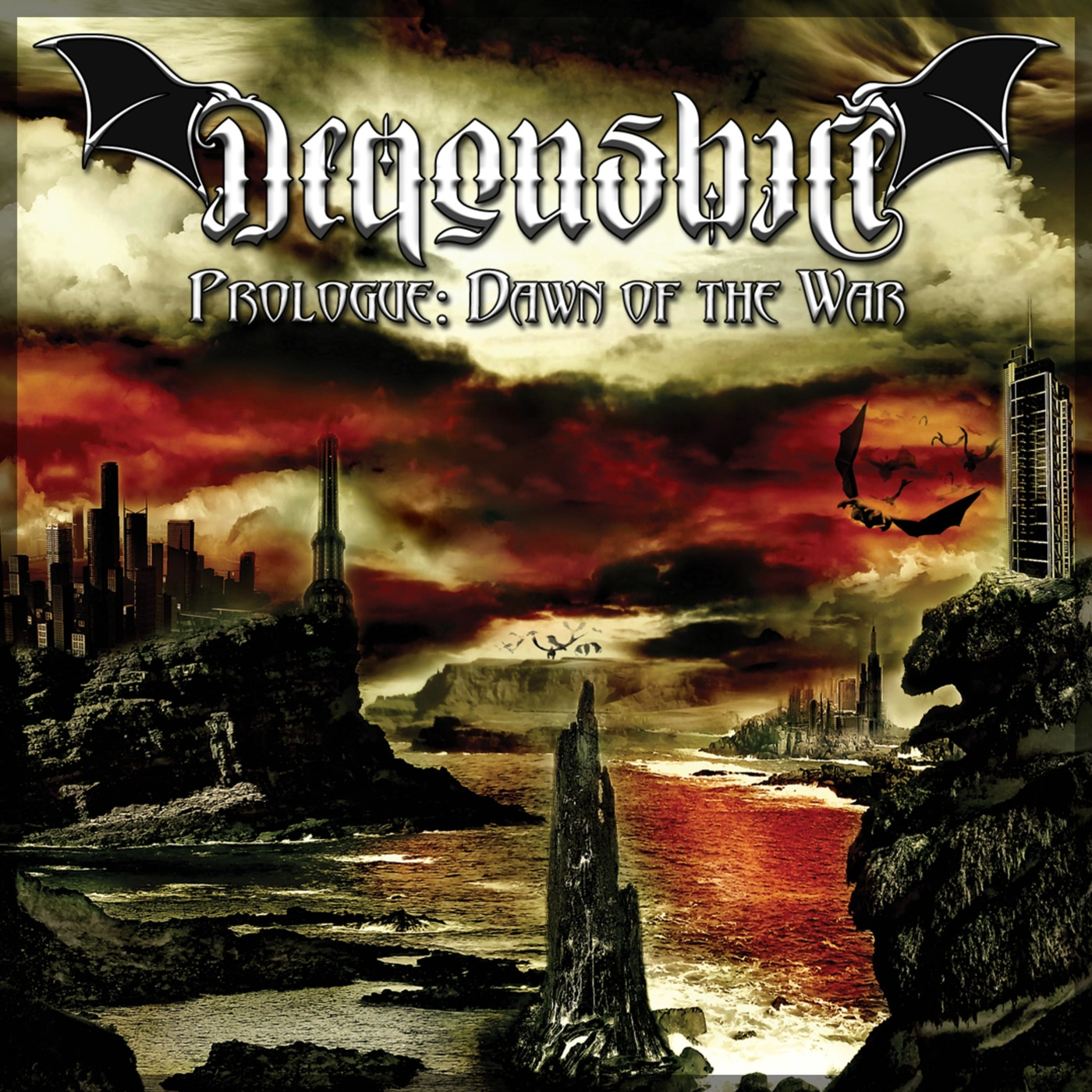 Demonshire - Prologue Dawn Of The War