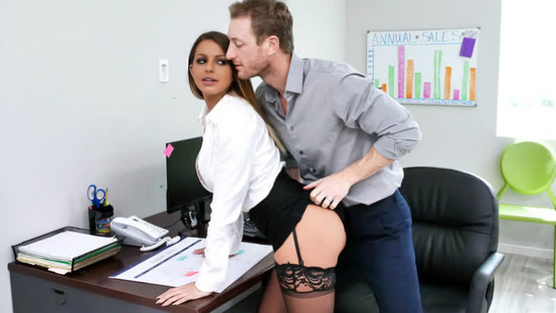 [Mylf] Brooklyn Chase - Rammed For A Raise NewPorn2019