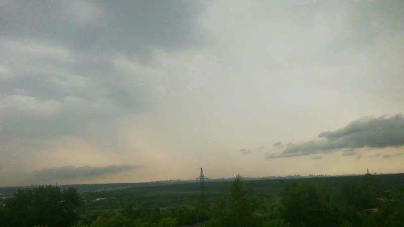 Пермь гайва Гроза Молния