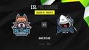 DETONA vs Sharks ESL Pro League Season 10 NA map1 de vertigo sleepsomewhile